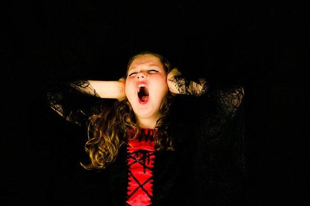 Vztekání u dětí